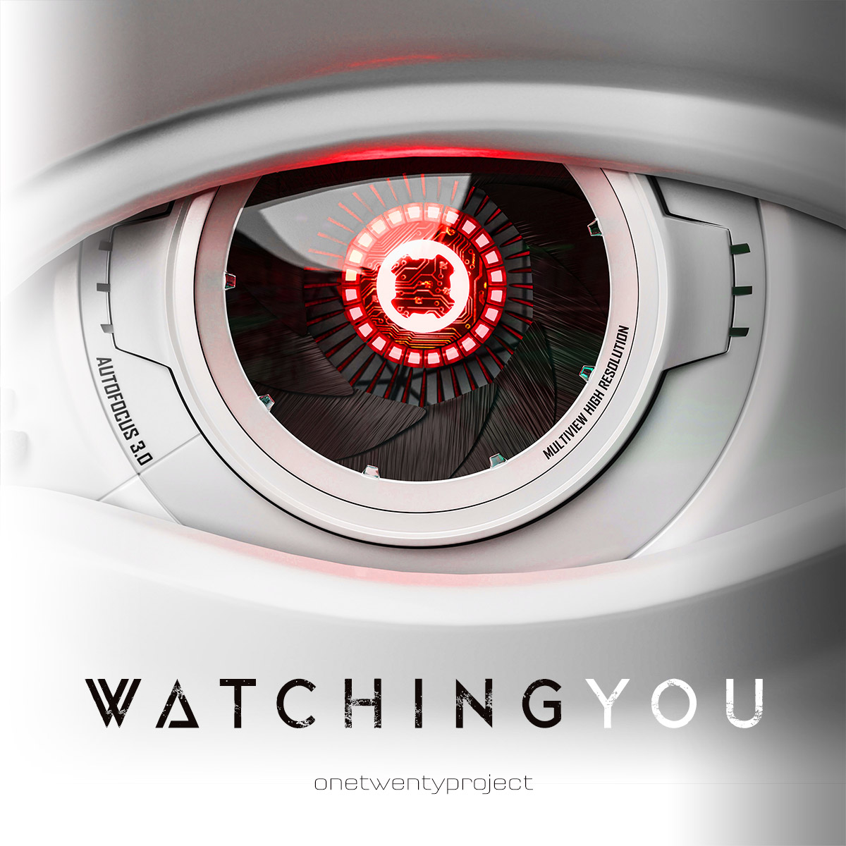 Watching You - New Sci-Fi Instrumental Track