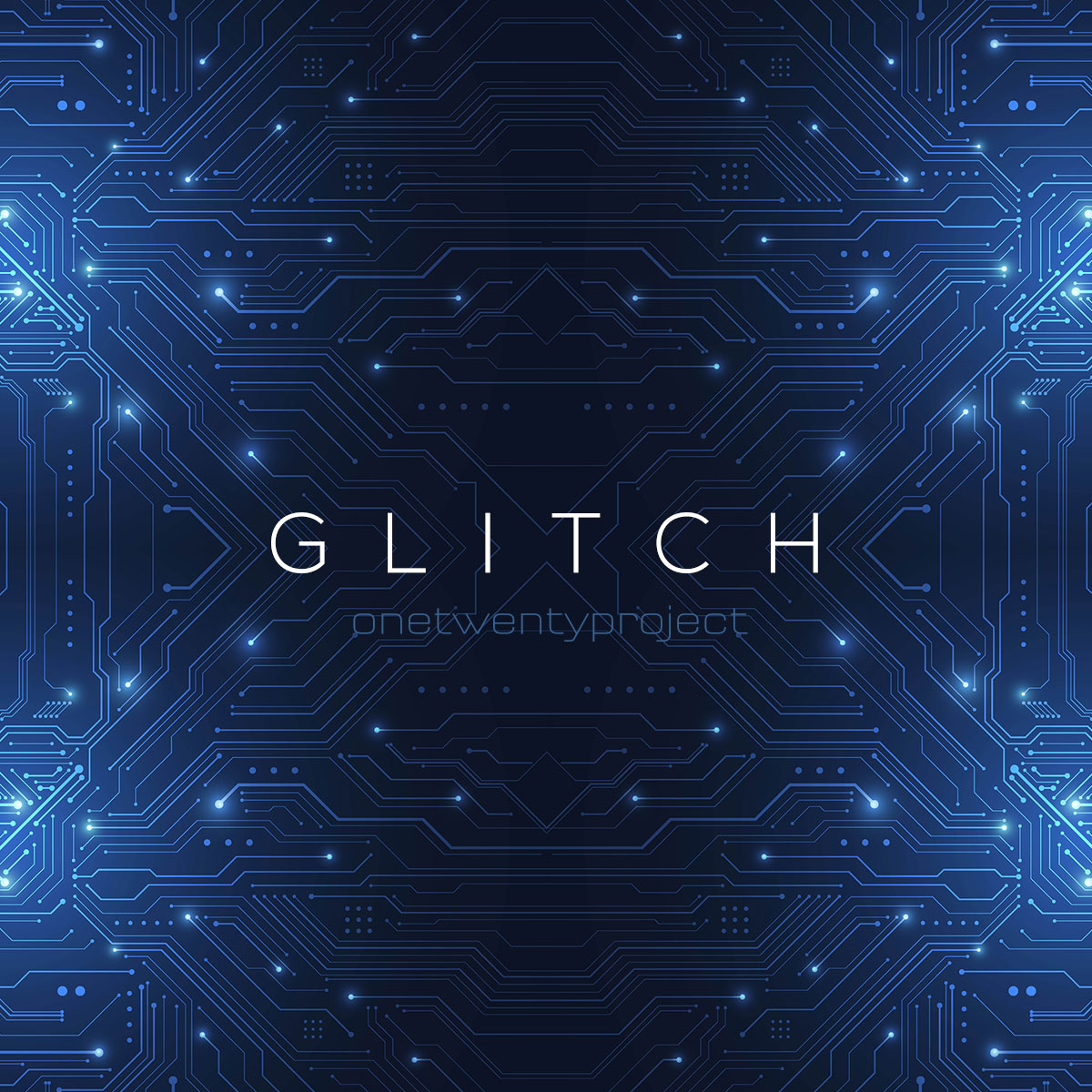 New track Glitch by 120 Project