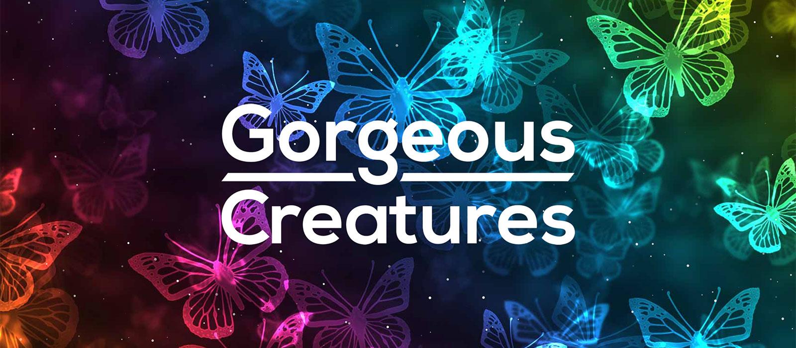 Gorgeous Creatures - Nina Santini and Brian Pedley